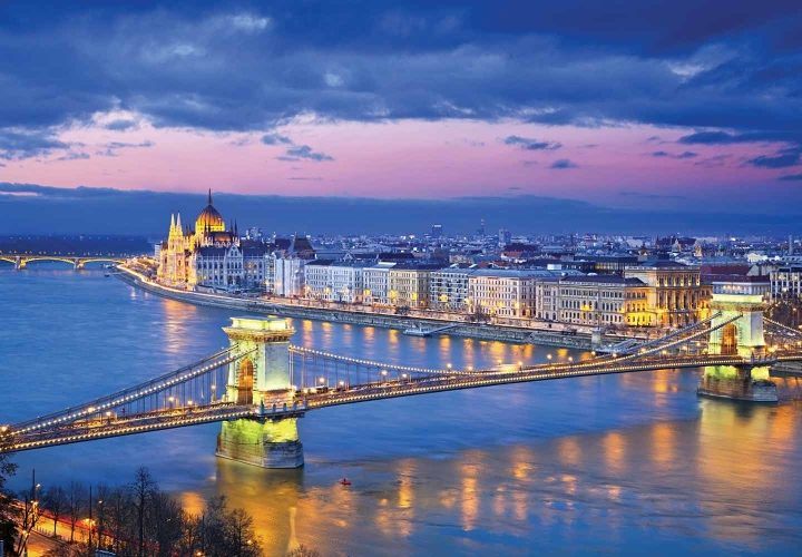 The ultimate wellness guide to Budapest